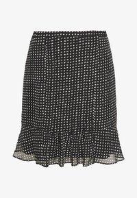 Steffen Schraut - FRANCIS CHARMING SKIRT - Mini skirt - black - 0
