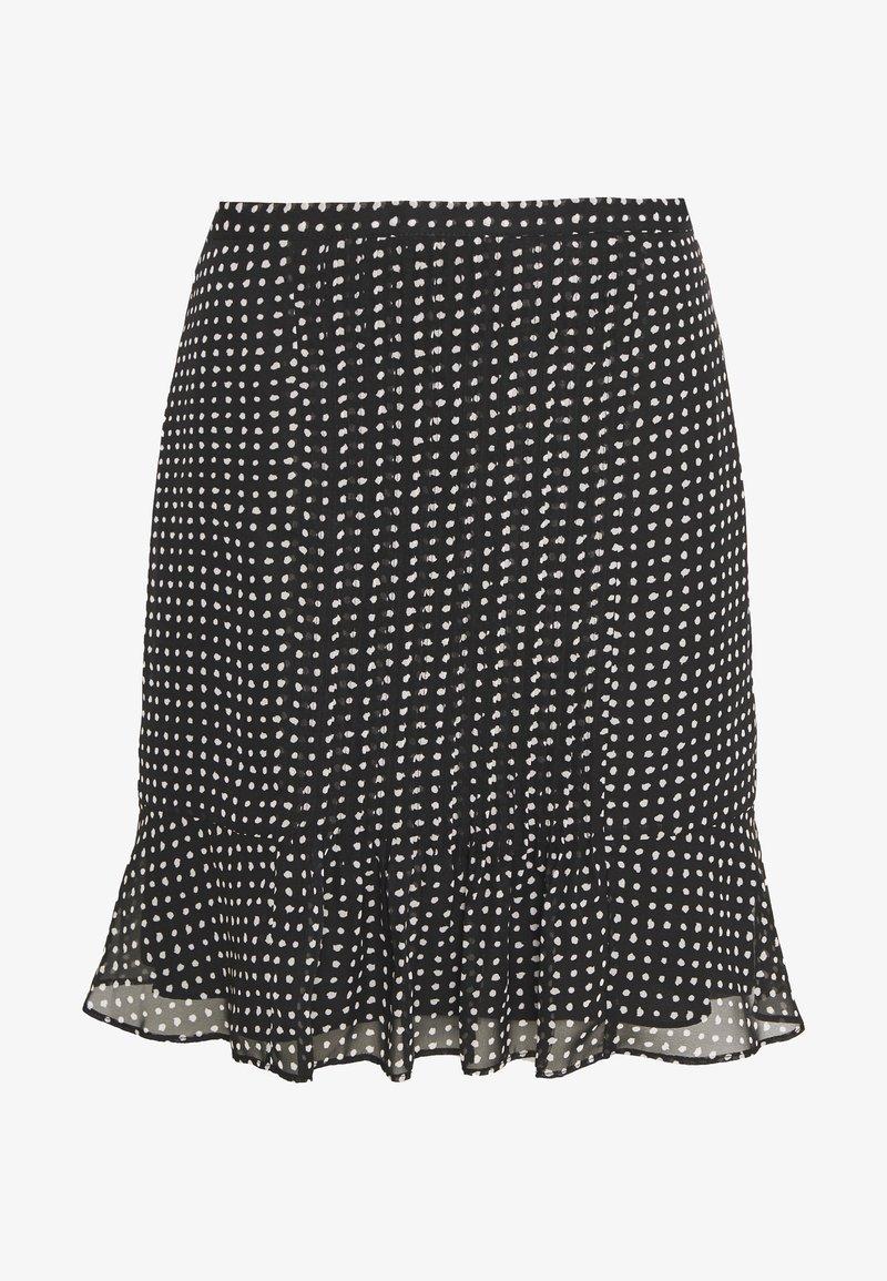 Steffen Schraut - FRANCIS CHARMING SKIRT - Mini skirt - black