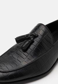 Zign - Scarpe senza lacci - black - 5