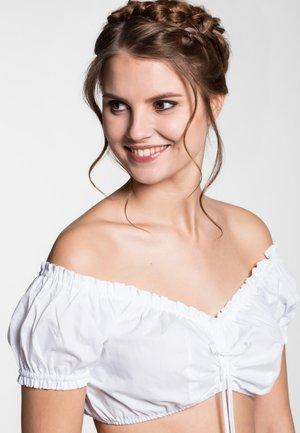 ELLE - Blouse - white