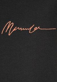 Mennace - ESSENTIAL REGULAR HOODIE UNISEX - Sweatshirt - black - 6