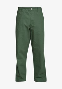 Obey Clothing - MARSHAL UTILITY PANT - Trousers - park green - 4