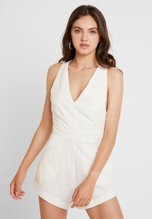 WEEKEND ROMPER - Jumpsuit - cream