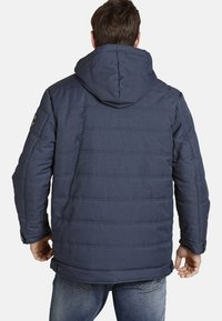 Jan Vanderstorm - JUHAPEKKA - Winter jacket - blue - 1