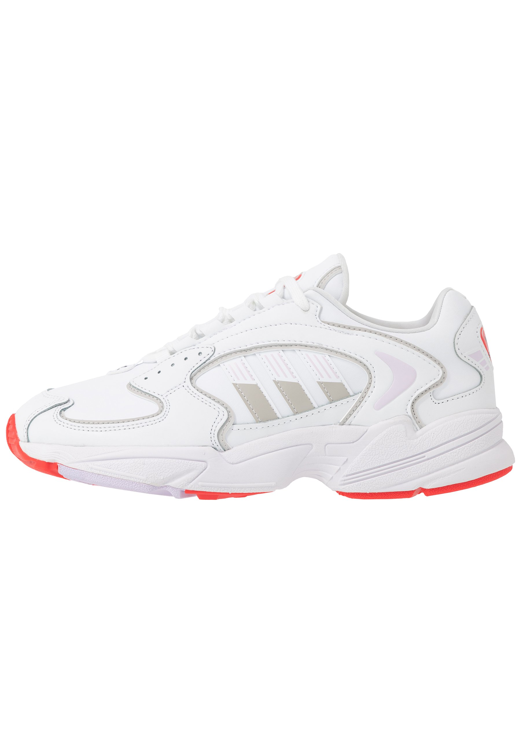 Adidas Originals 2000 - Sneakersy Niskie Footwear White/grey One/purple Tint