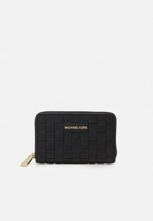 JET SET CARD CASE - Lommebok - black