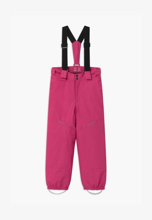NKFSNOW03 PANT - Snow pants - fuchsia purple