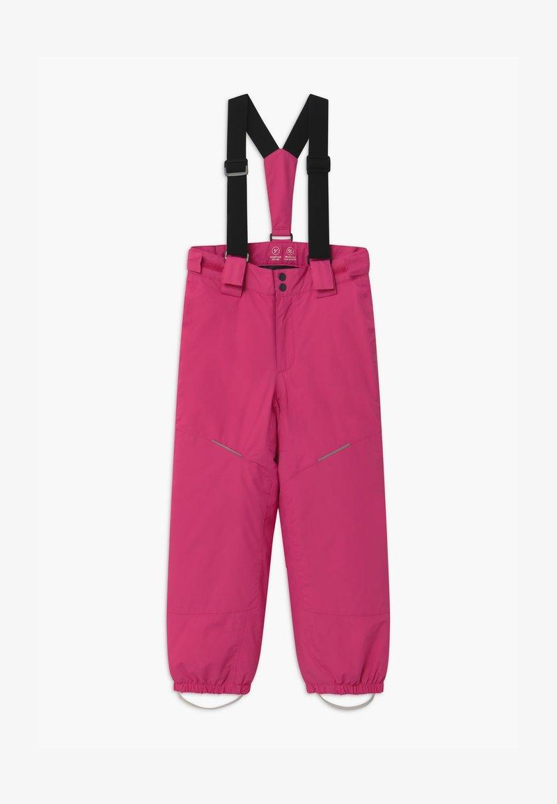 Name it - NKFSNOW03 PANT - Spodnie narciarskie - fuchsia purple