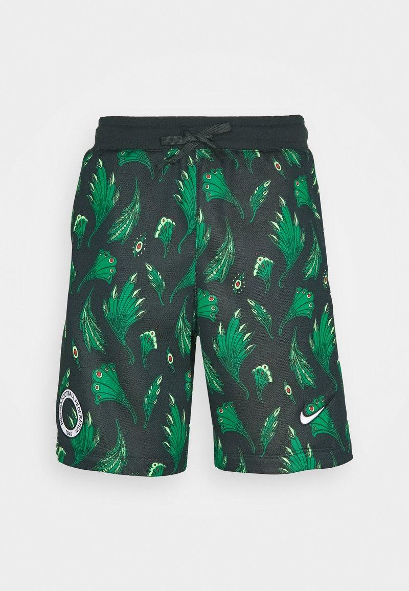 Nike Performance - NFF NIGERIA - Träningsshorts - seaweed/white