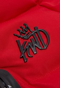 Kings Will Dream - BROMLEY PUFFER BOMBER JACKET - Viegla jaka - red - 6