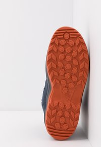 Lowa - JONAS GTX MID UNISEX - Winter boots - blau/orange - 5