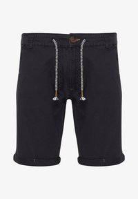 INDICODE JEANS - MIKA - Shorts - jet black - 4