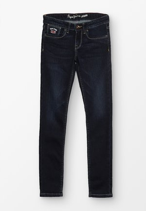 PAULETTE - Jeans Skinny Fit - denim