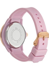 s.Oliver - Watch - rosa - 2