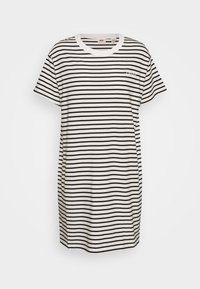 Levi's® - LULA TEE DRESS - Jersey dress - cloud dancer - 4