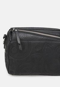 Desigual - BOLS DEJA PHUKET MINI - Handbag - black - 4