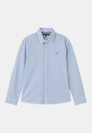 ITHACA STRIPE  - Shirt - blue
