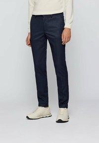 BOSS - KAITO - Trousers - dark blue - 0
