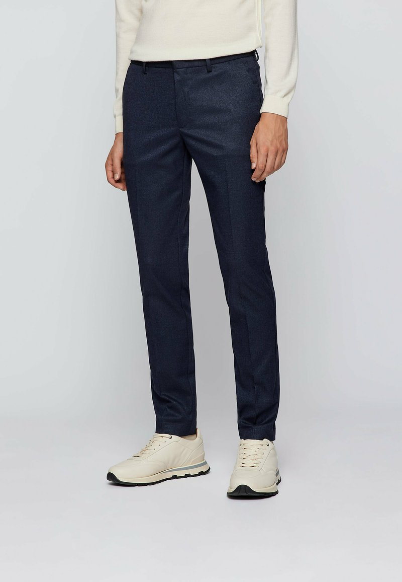 BOSS - KAITO - Trousers - dark blue