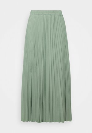 SLFALEXIS SKIRT - A-line skirt - light green