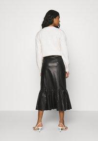 EDITED - WREN SKIRT - A-line skirt - schwarz - 2