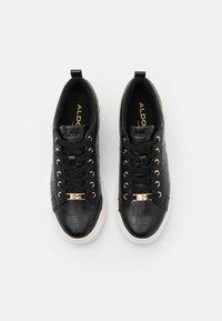 ALDO - DILATHIEL - Sneakersy niskie - black - 5