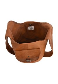 Gusti Leder - Across body bag - brown - 8