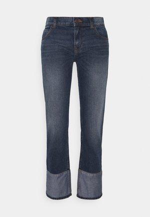 Jeans Straight Leg - denim blue