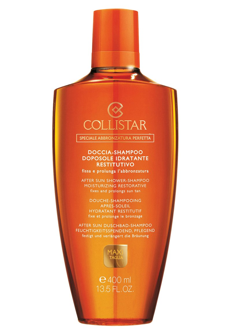 Collistar - AFTER SUN SHOWER-SHAMPOO MOISTURIZING RESTORATIVE - Aftersun - -