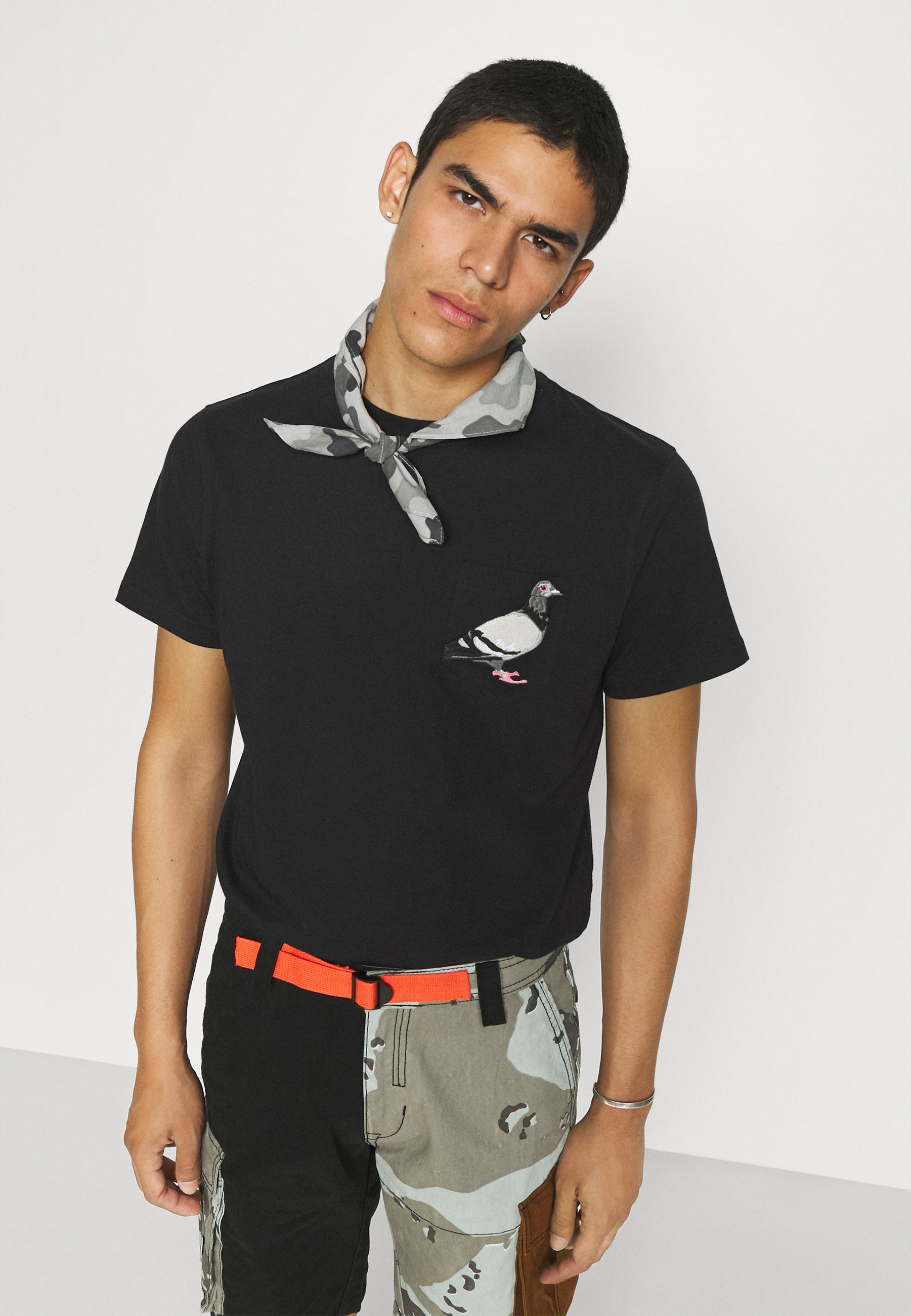 Damen POCKET TEE UNISEX - T-Shirt print