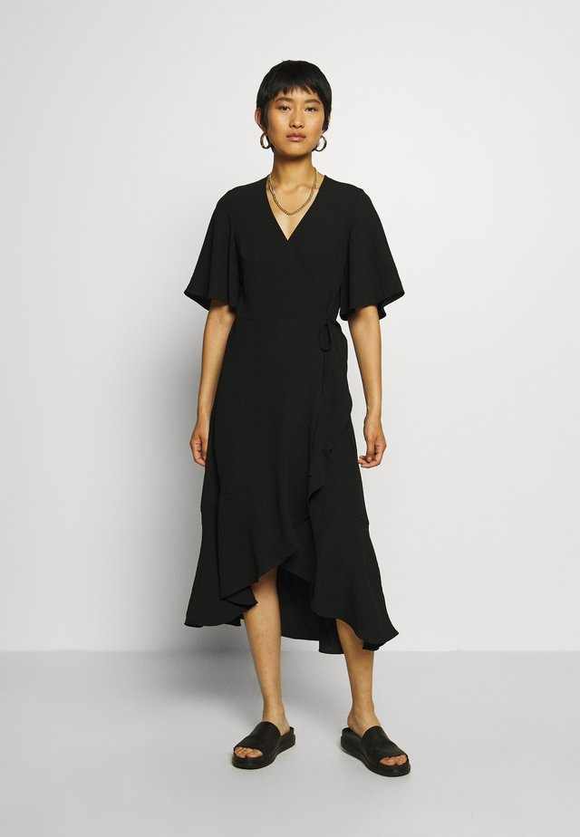 DRESS JULY - Korte jurk - black