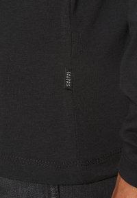 Casual Friday - THEO TURTLE NECK  - Långärmad tröja - anthracite black - 5
