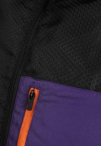 Cayler & Sons - BOX HALF ZIP - Windbreaker - black/purple - 6
