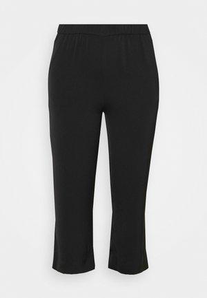 CARGISELAS - Trousers - black