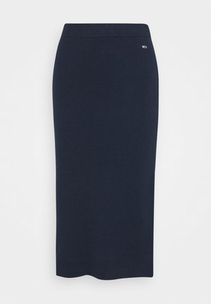 SKIRT - Blyantnederdel / pencil skirts - twilight navy