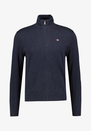 DECATUR FZ - Zip-up hoodie - marine