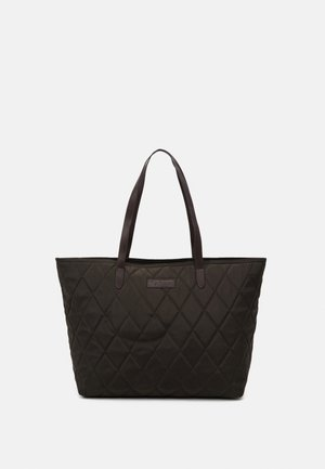 WITFORD QUILTED TOTE SET - Tote bag - olive