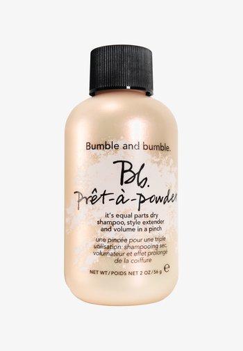 PRET-A-POWDER - Dry shampoo - -