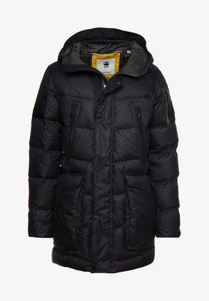 WHISTLER PARKA - Winter coat - dark black