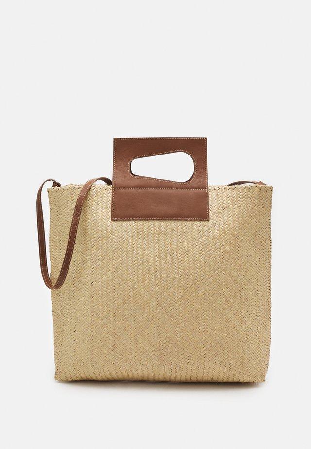 AÇAÍ - Shopping bag - natural