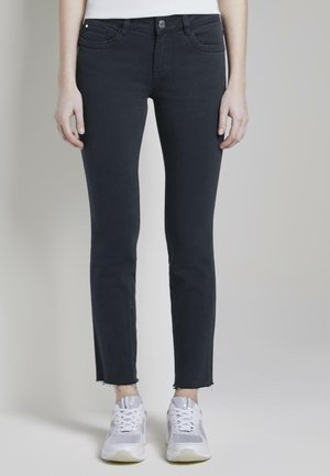 TOM TAILOR ALEXA SLIM - Slim fit jeans - sky captain blue