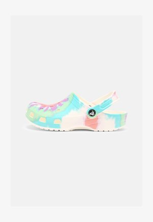 CLASSIC TIE DYE GRAPHIC UNISEX - Clogs - fresco/multi