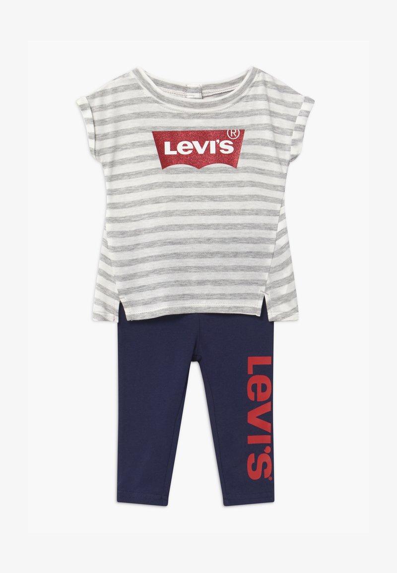 Levi's® - SET - Leggings - Hosen - white