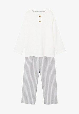 SET - Pyjama - gebroken wit