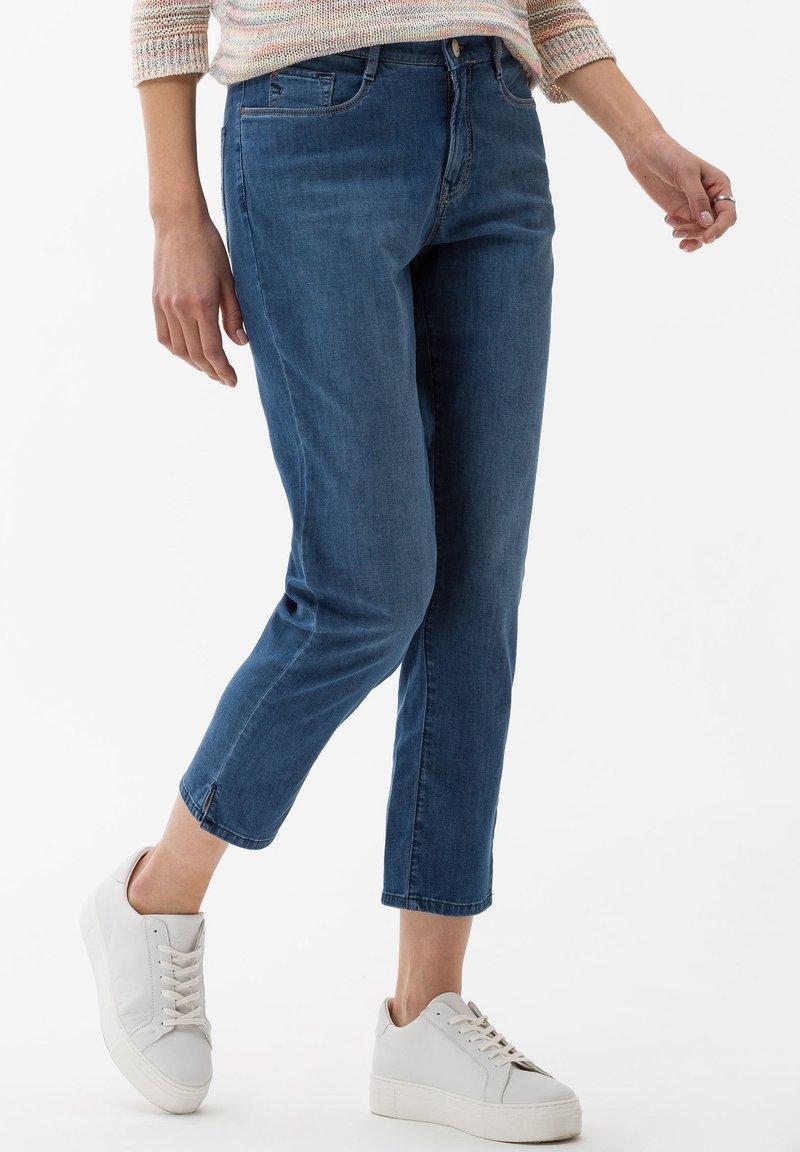 BRAX - STYLE MARY  - Straight leg jeans - blue
