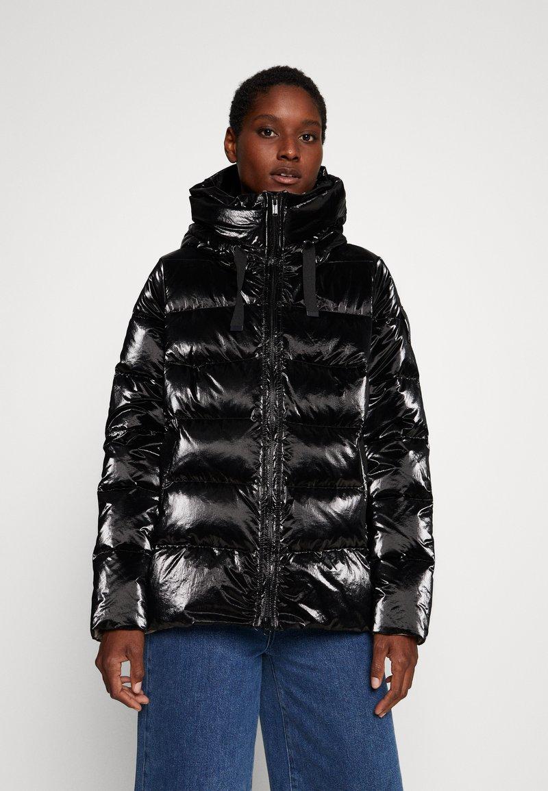 Bomboogie - Down jacket - black