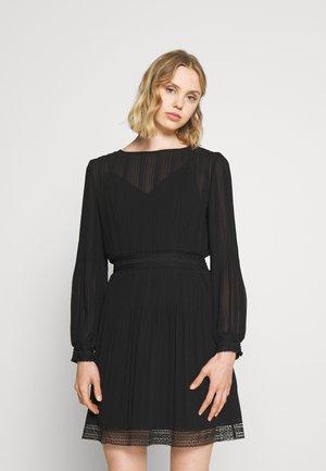 ROELLE - Day dress - noir