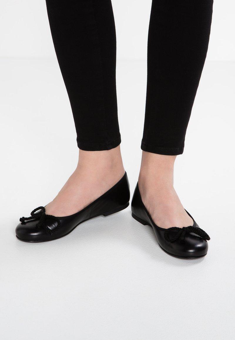 Pretty Ballerinas - Baleriny - black
