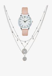 Even&Odd - SET - Horloge - rose - 1