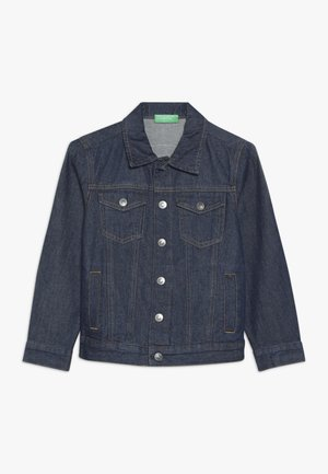JACKET - Denim jacket - blue denim